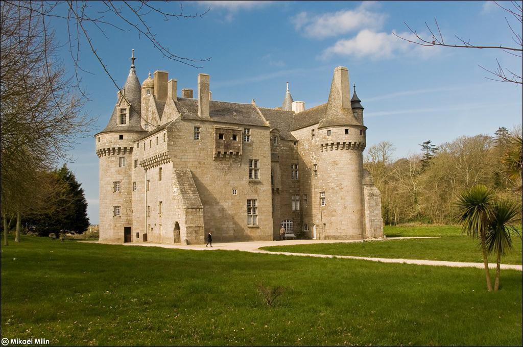 Image : Château de Kérouzéré
