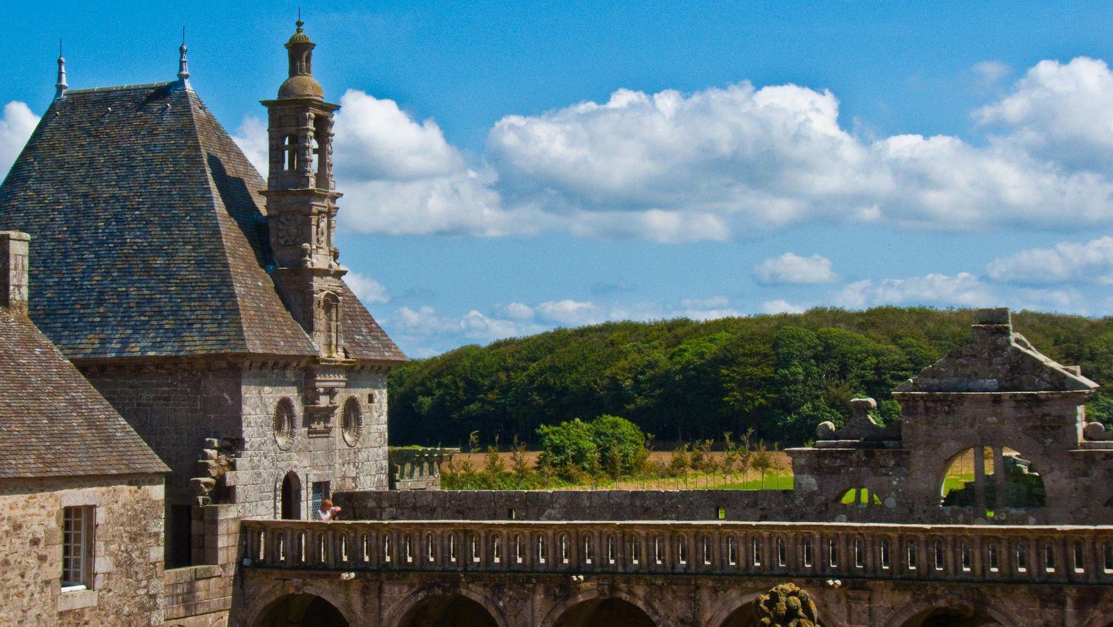 Image : Château de Kerjean