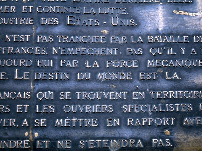 Musée de l'Ordre de la Libération_Paris