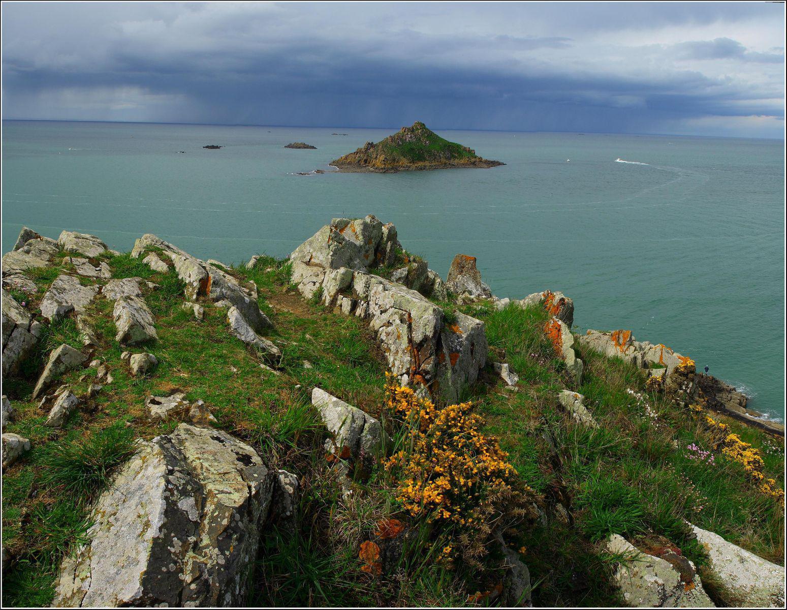 Image : Pointe de Piegu et Ilot du Verdelet