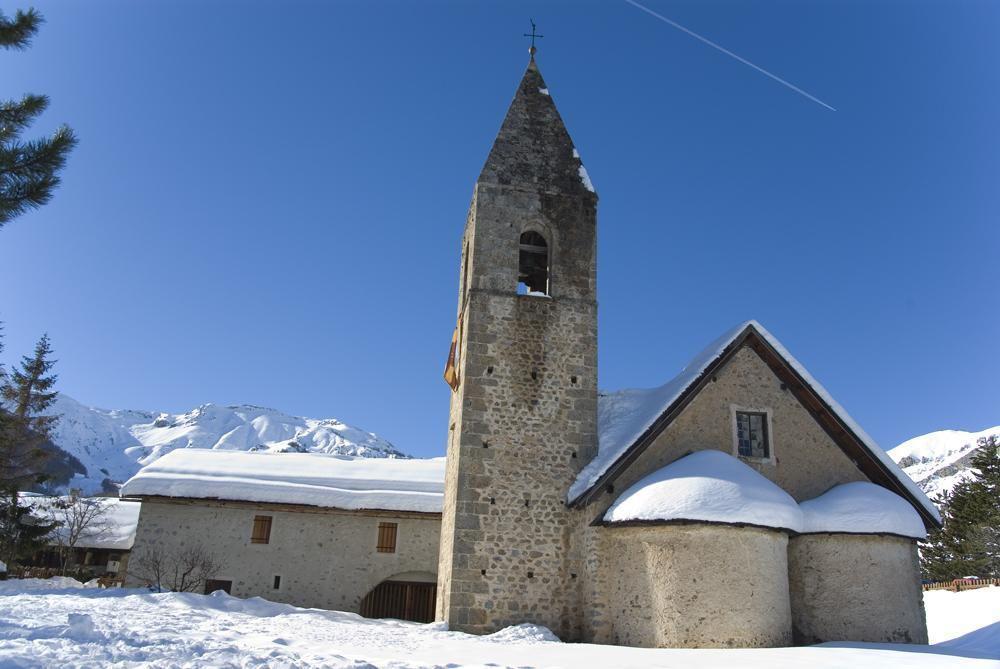Chapelle Sainte-Erige_Auron