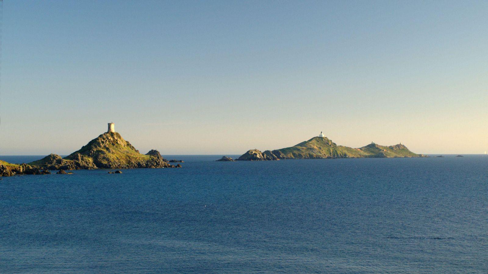 Pointe de la Parata_Îles Sanguinaires