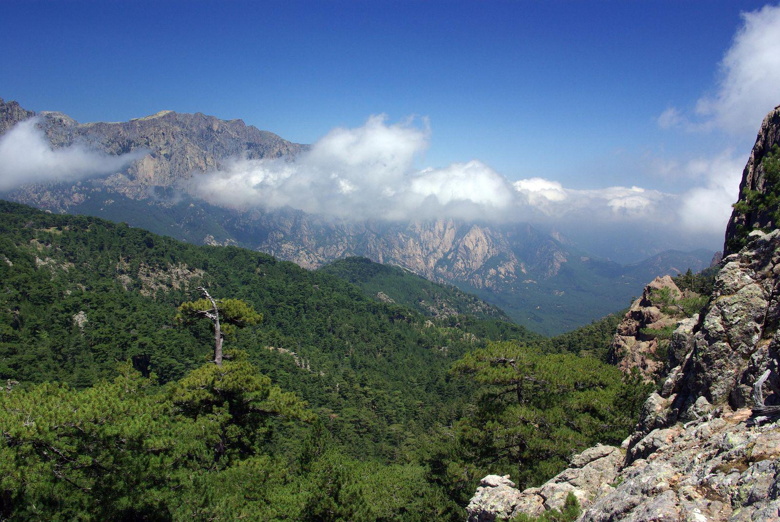 L'Alta Rocca 0 Aiguilles de Bavella à proximité de Zonza