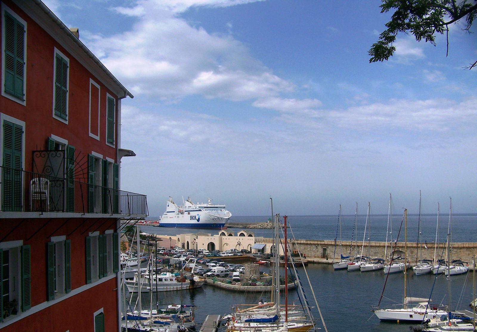 Vieux port_Bastia