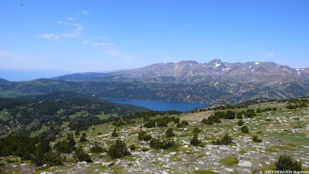 Lac des Bouillouses_Angoustrine-Villeneuve-des-Escaldes