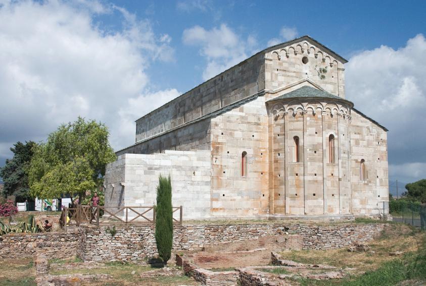 Cathédrale romane_Bastia