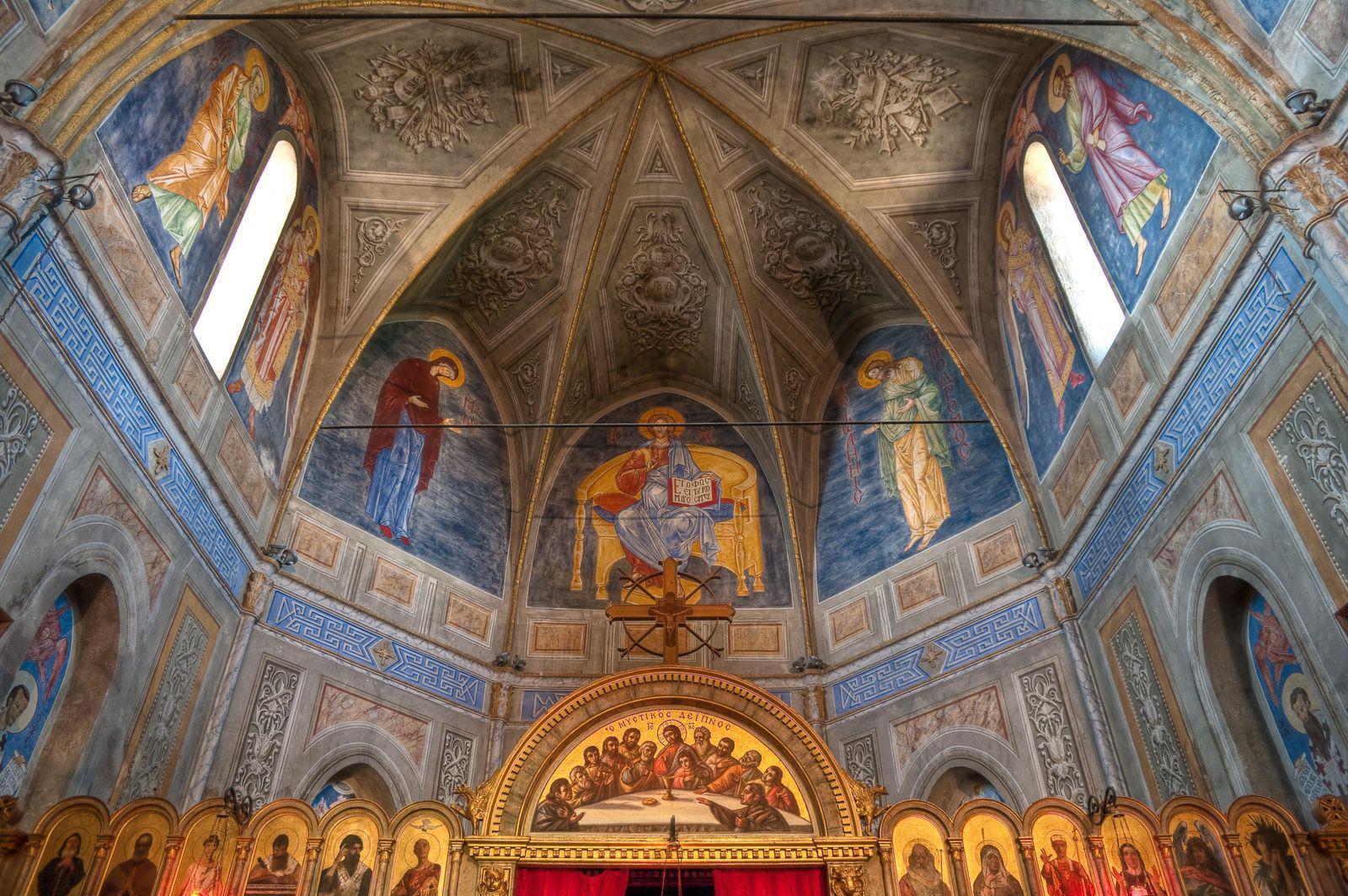 Eglise grecque_Cargèse