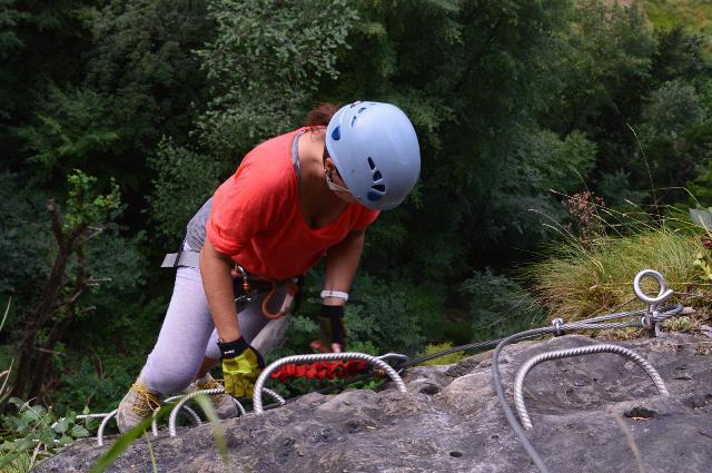AlbertFita-Cauterets-grimpe 1