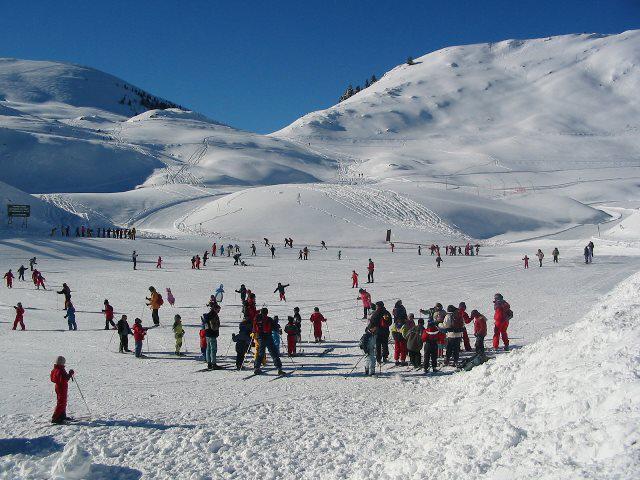 Skieurs nistos