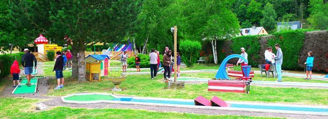 Mountagna Parc - Minigolf - +®t+® et hiver