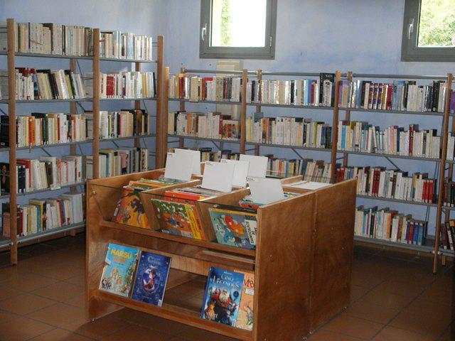 médiatheque biblio ST LAURENT 2014