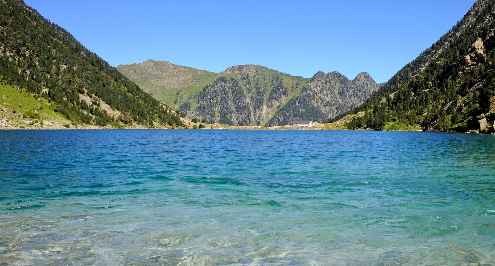Le Lac de Gaube, Cauterets