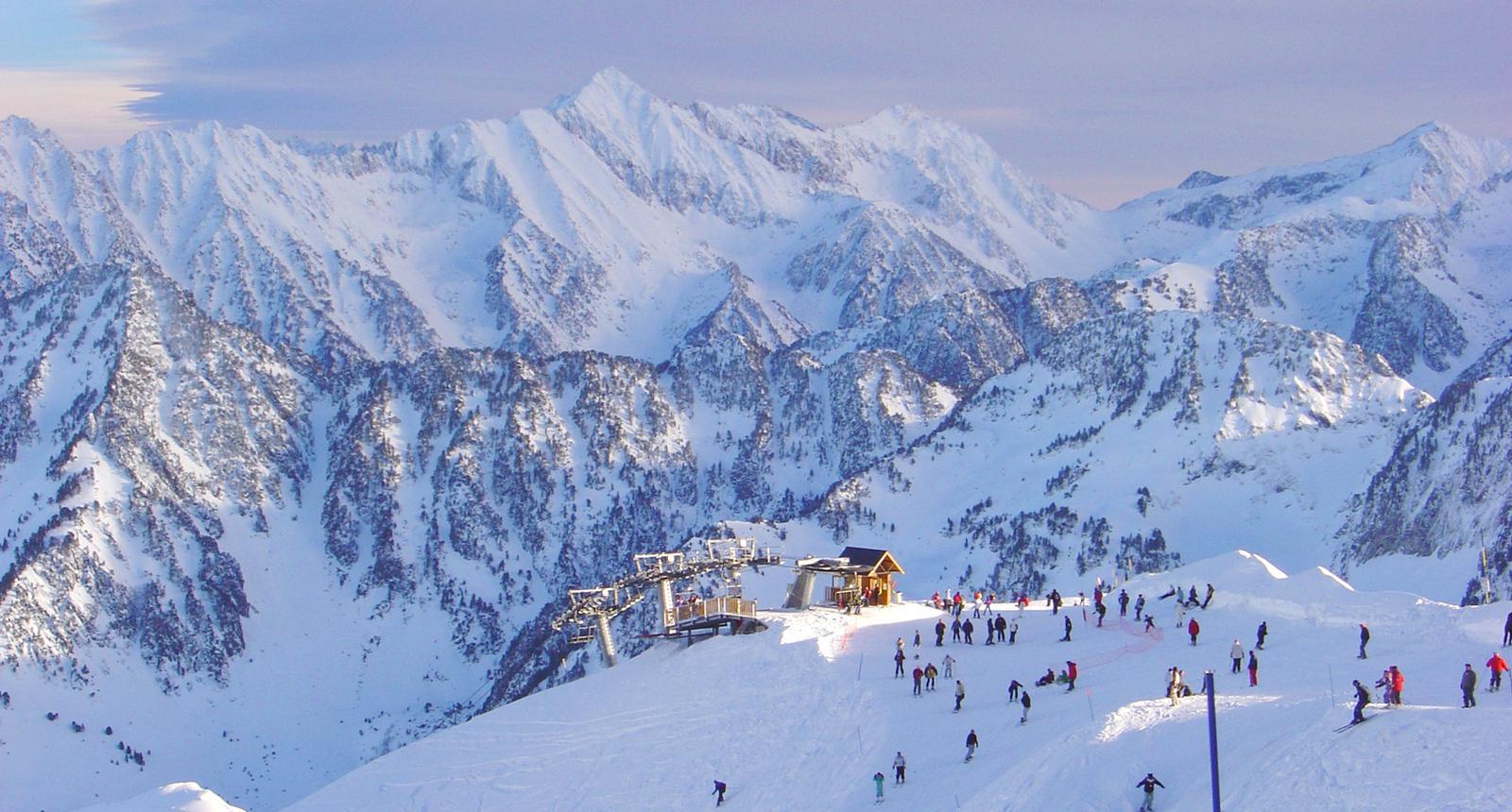 Station de ski de Cauterets