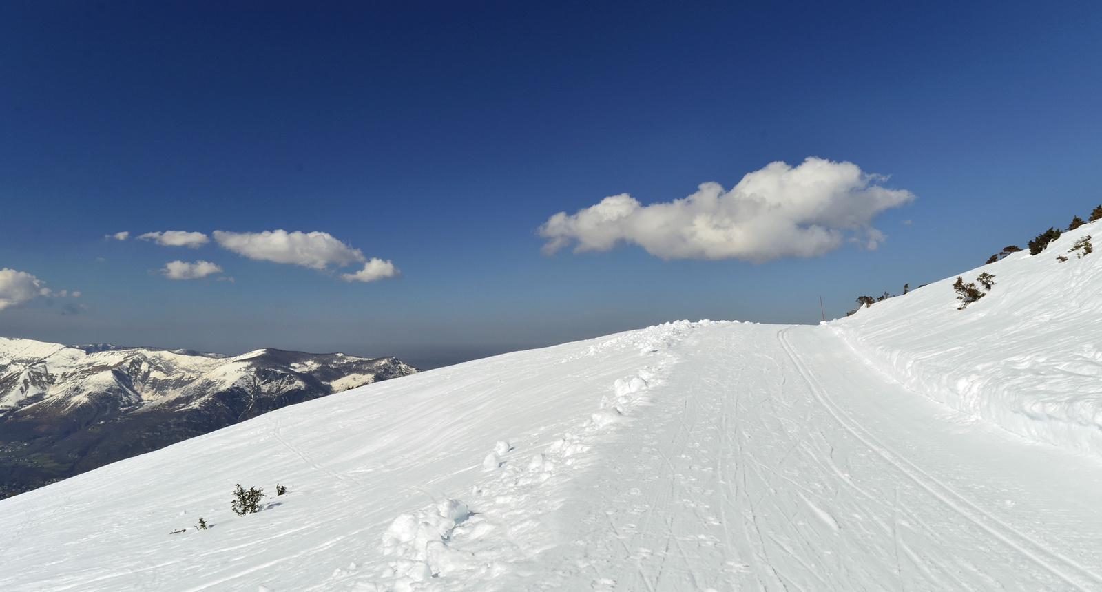 Station de ski d'Hautacam
