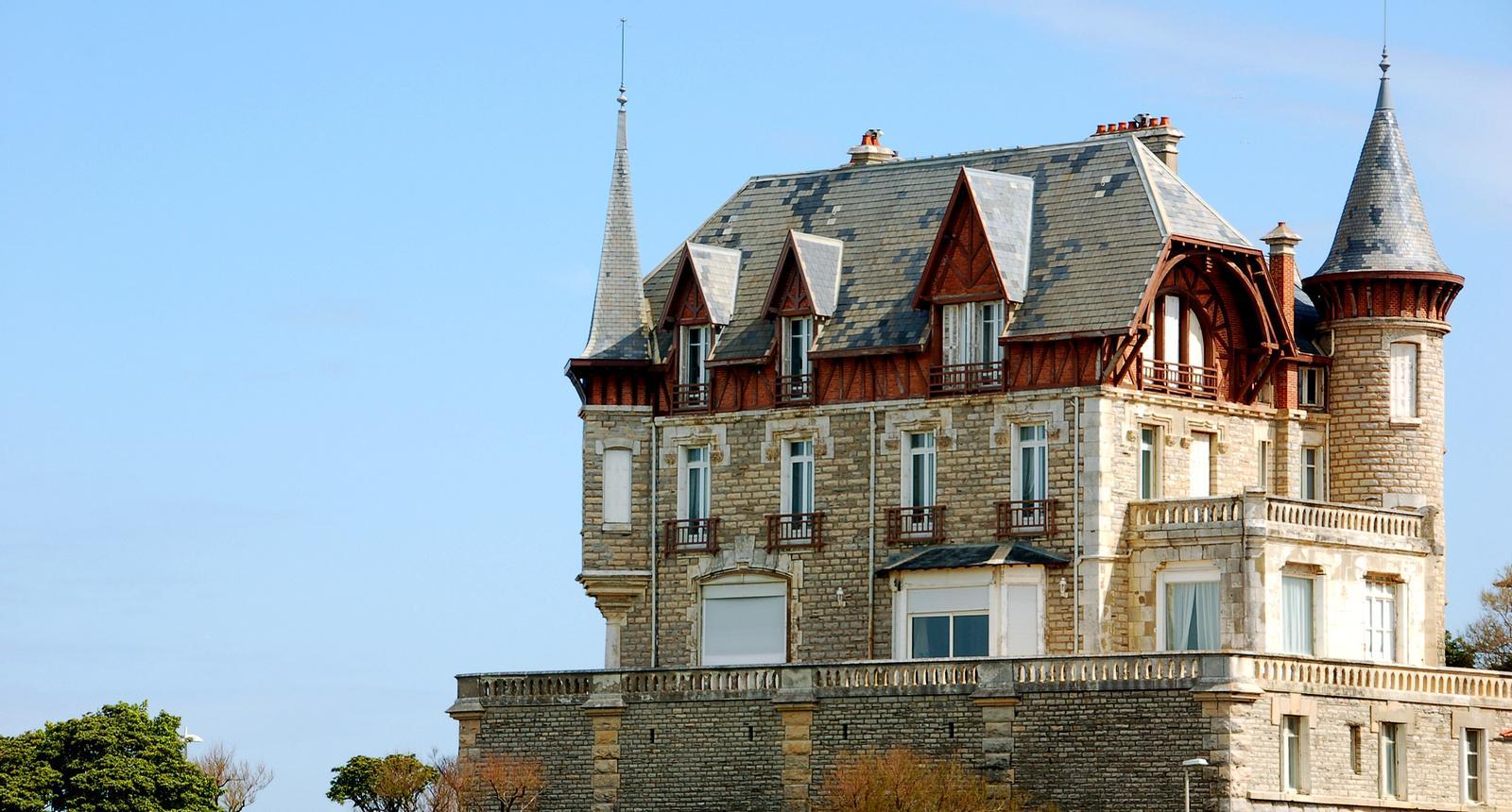 Villa le Goëland à Biarritz