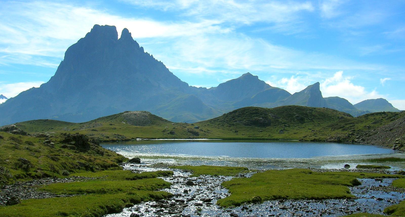 Lac Miey - Lac d'Ayous