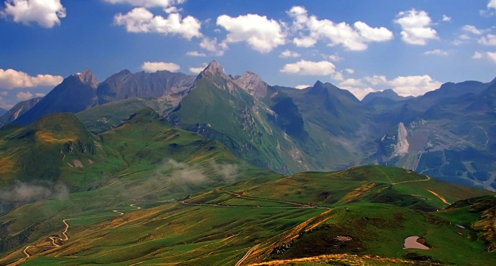 Le Col d'Aubisque