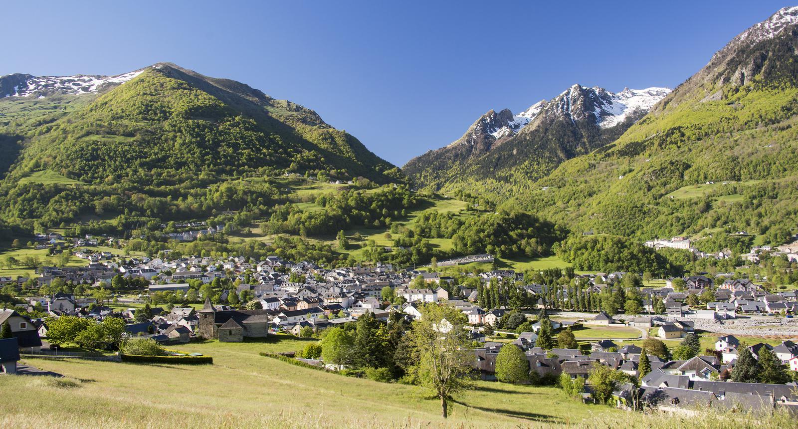 Village de Luz-Saint-Sauveur