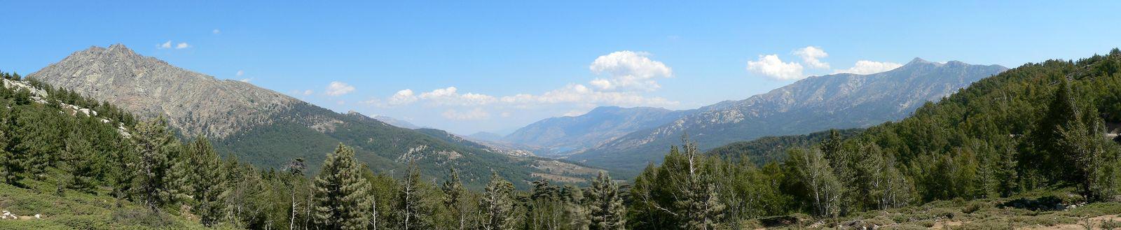 Belvédère du Col de Vergio_Albertacce