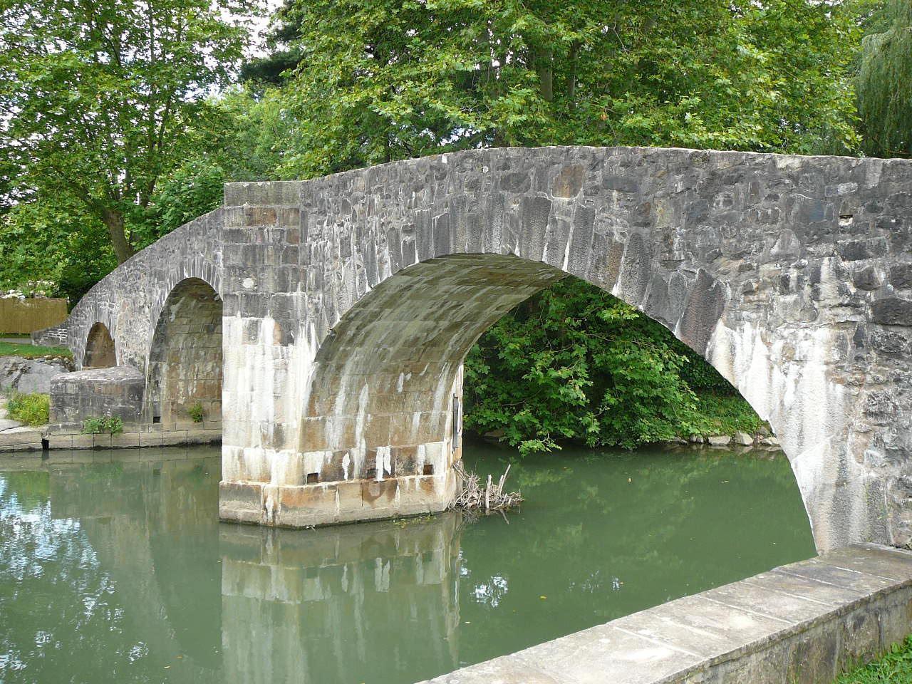 Pont romain_Ascain