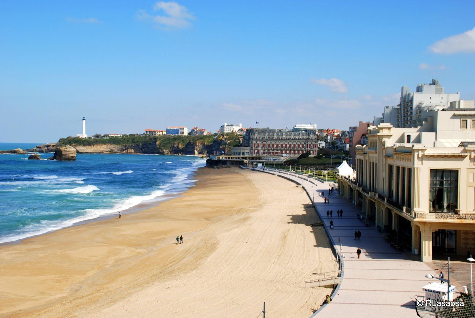 La Grande Plage_Biarritz