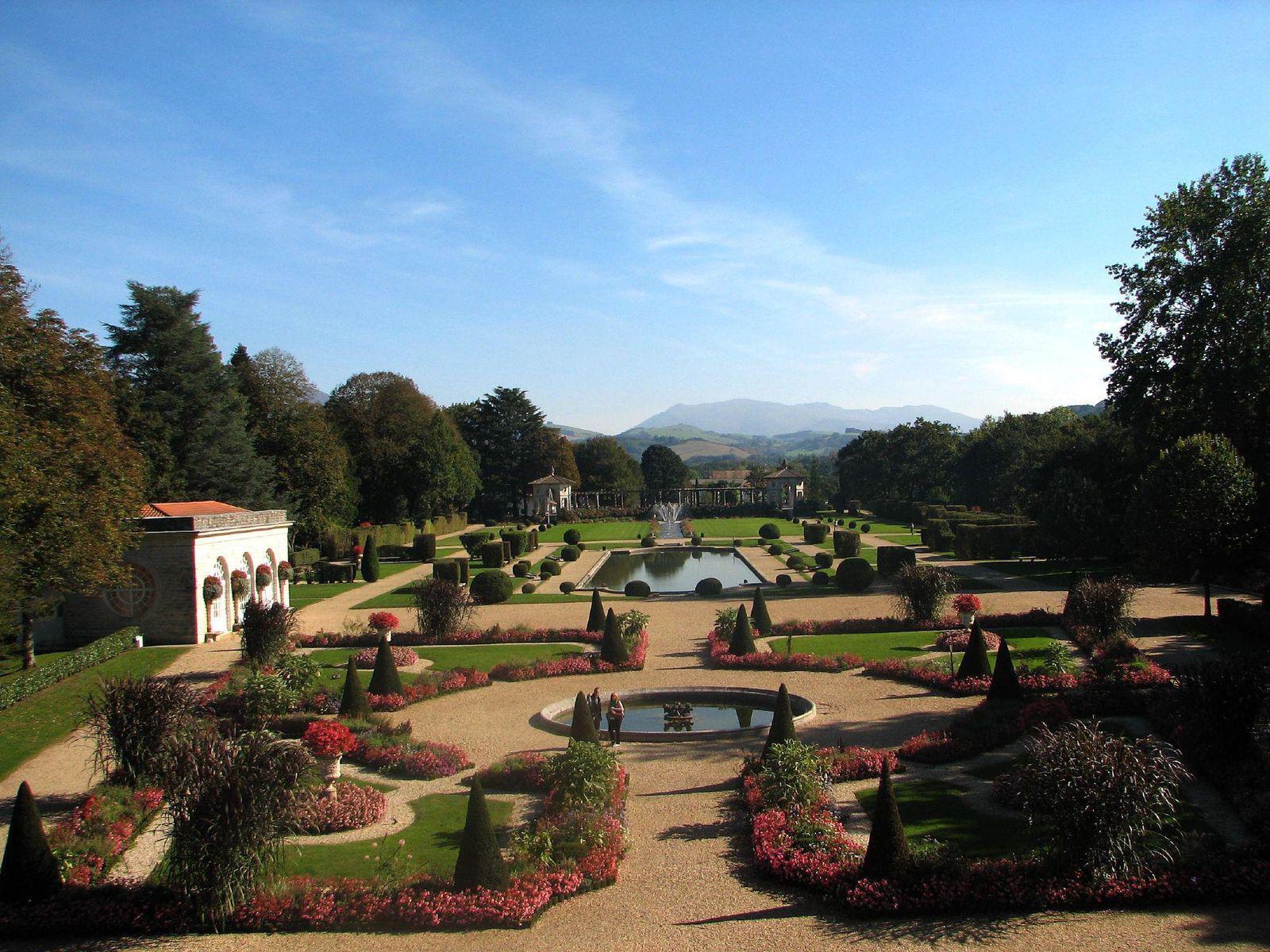 Parc de la Villa Arnaga_Cambo-les-Bains