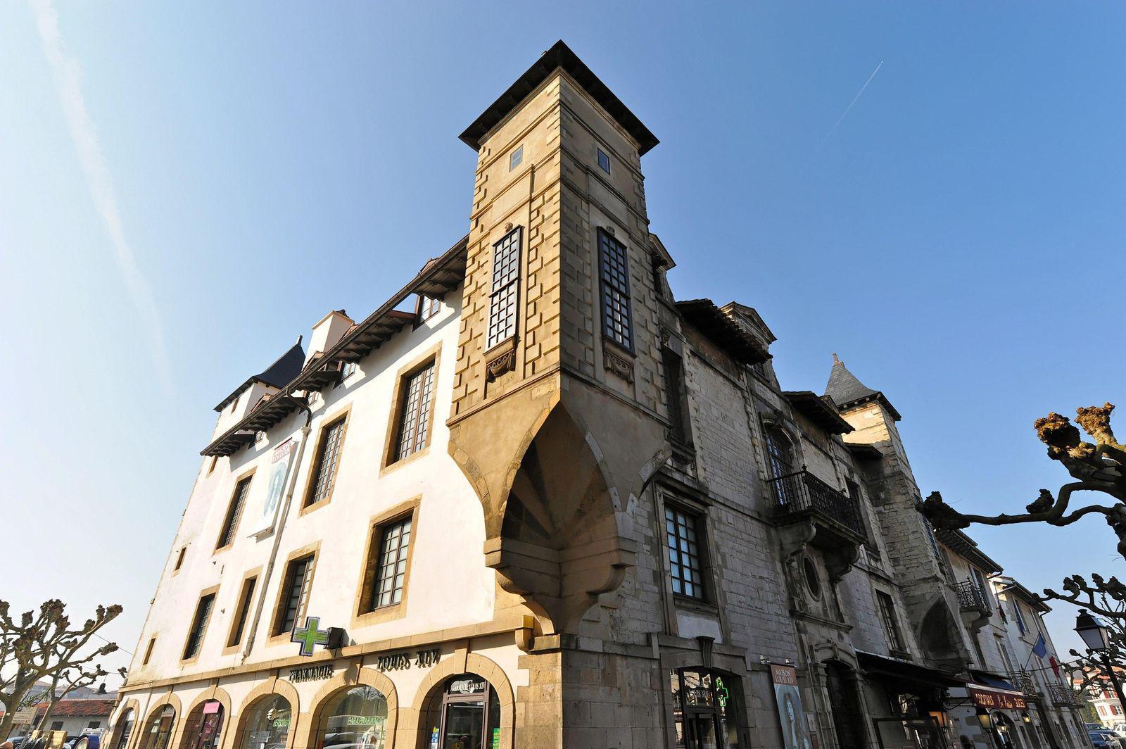 Maison Louis XIV_Saint-Jean-de-Luz