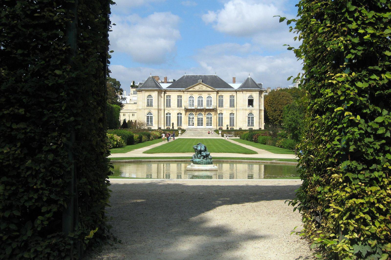 Musée Rodin_Paris