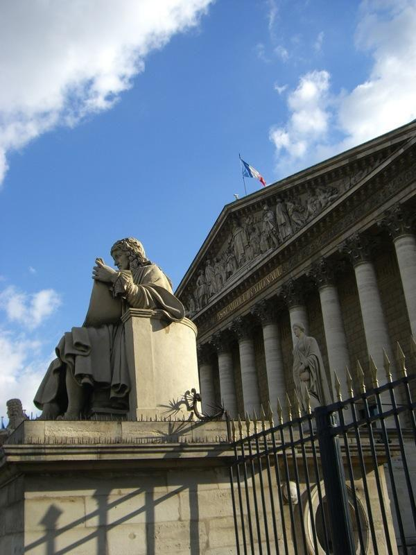 Palais Bourbon-Assemblée Nationale_Paris (1)