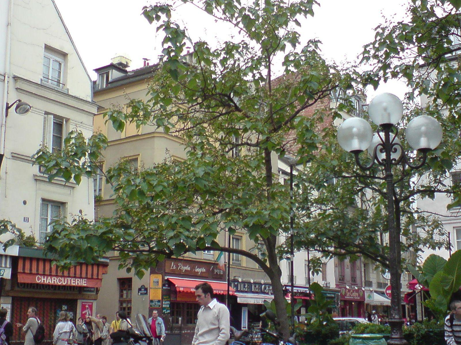Place de la Contrescarpe_Paris