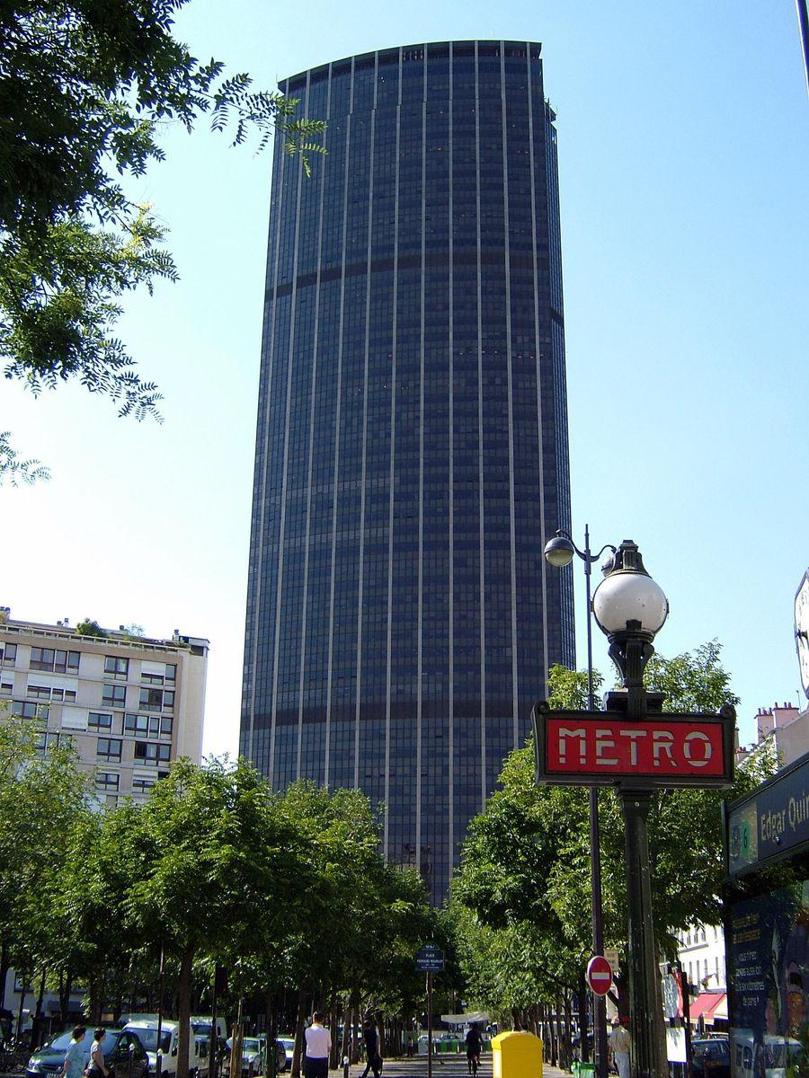 Tour Montparnasse_Paris (1)