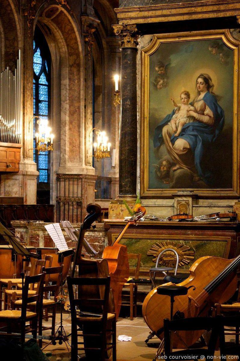 Eglise Saint-Merri_Paris