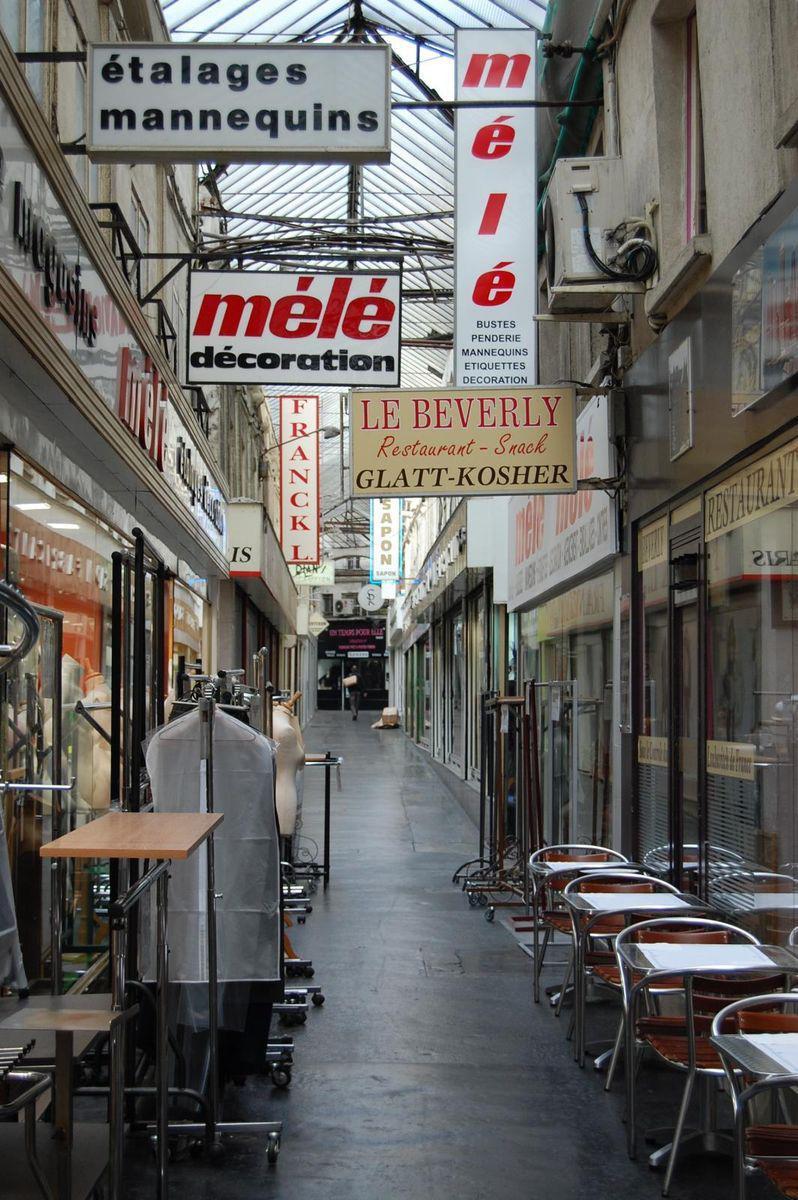 Passage du Caire_Paris