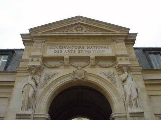 Conservatoire National des Arts et Métiers_Paris