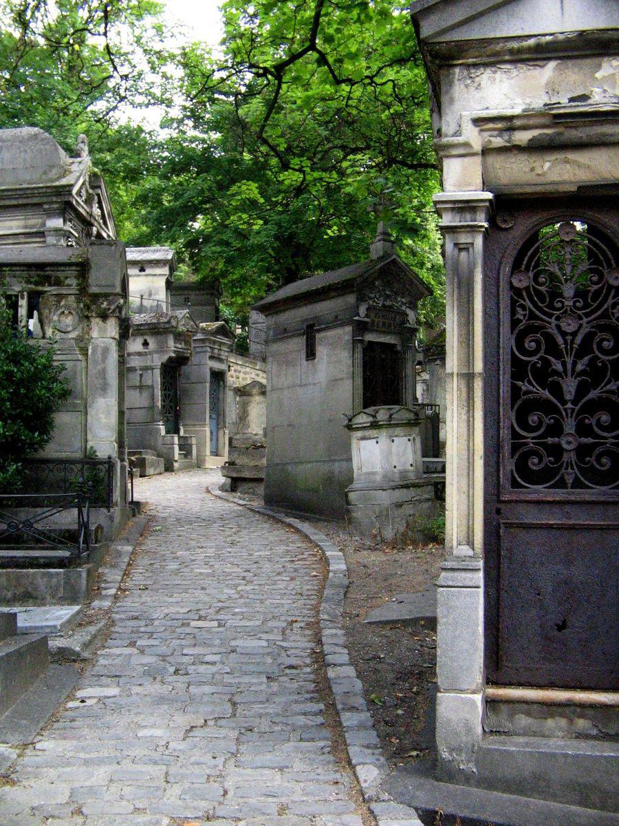 Cimetière du Père Lachaise_Paris