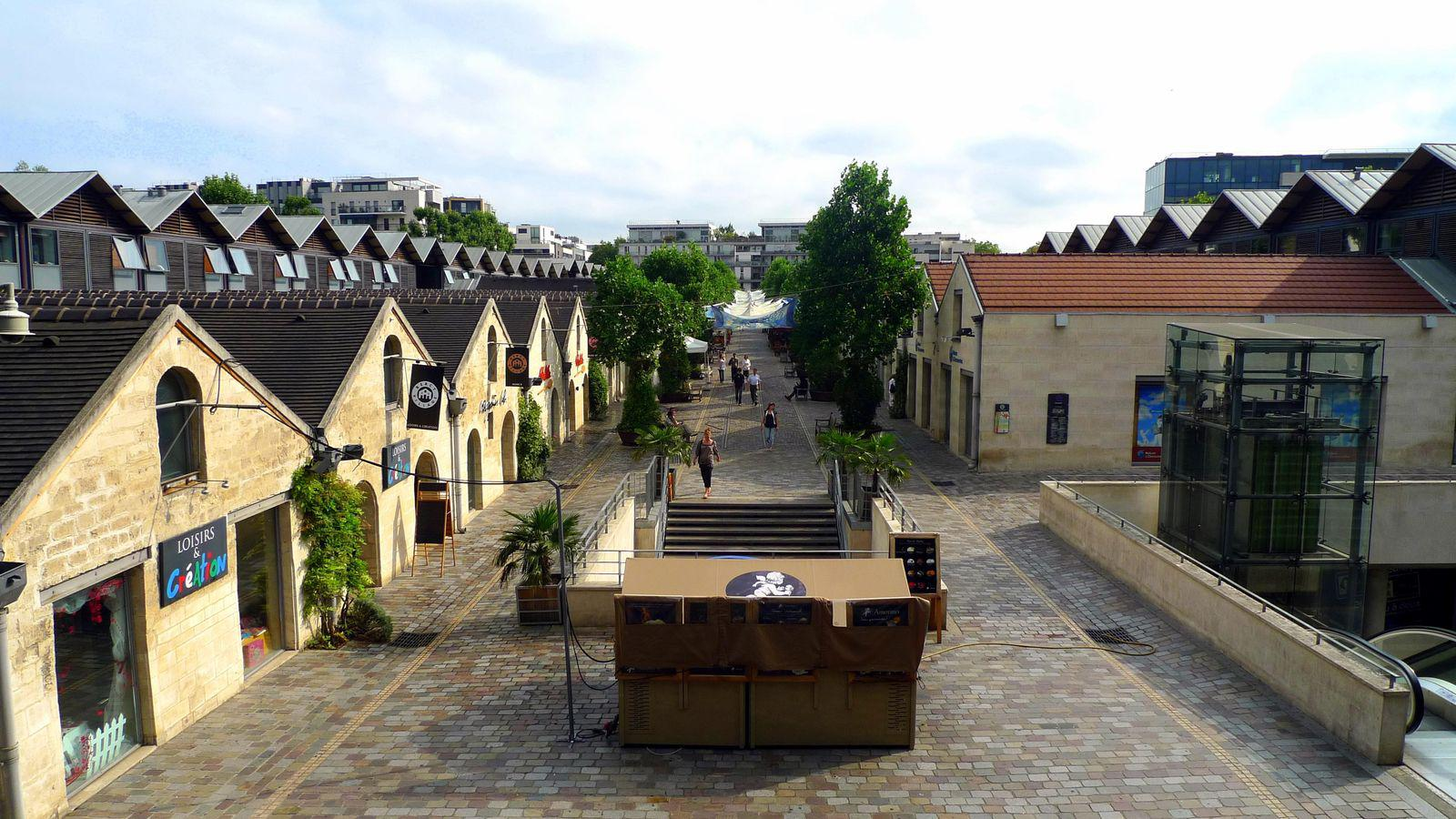 Bercy Village_Paris
