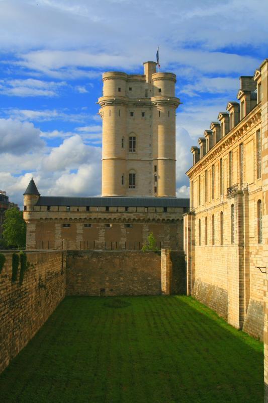 Chateau de Vincennes_Vincennes