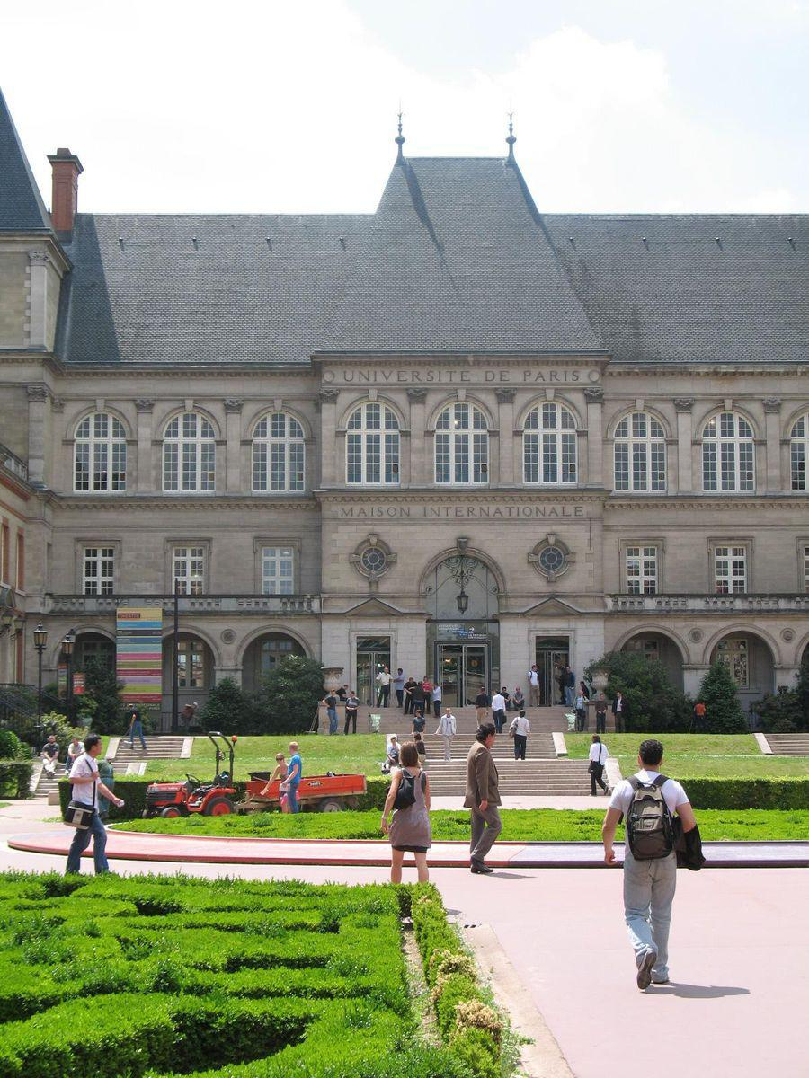 Cité Internationale Universitaire_Paris