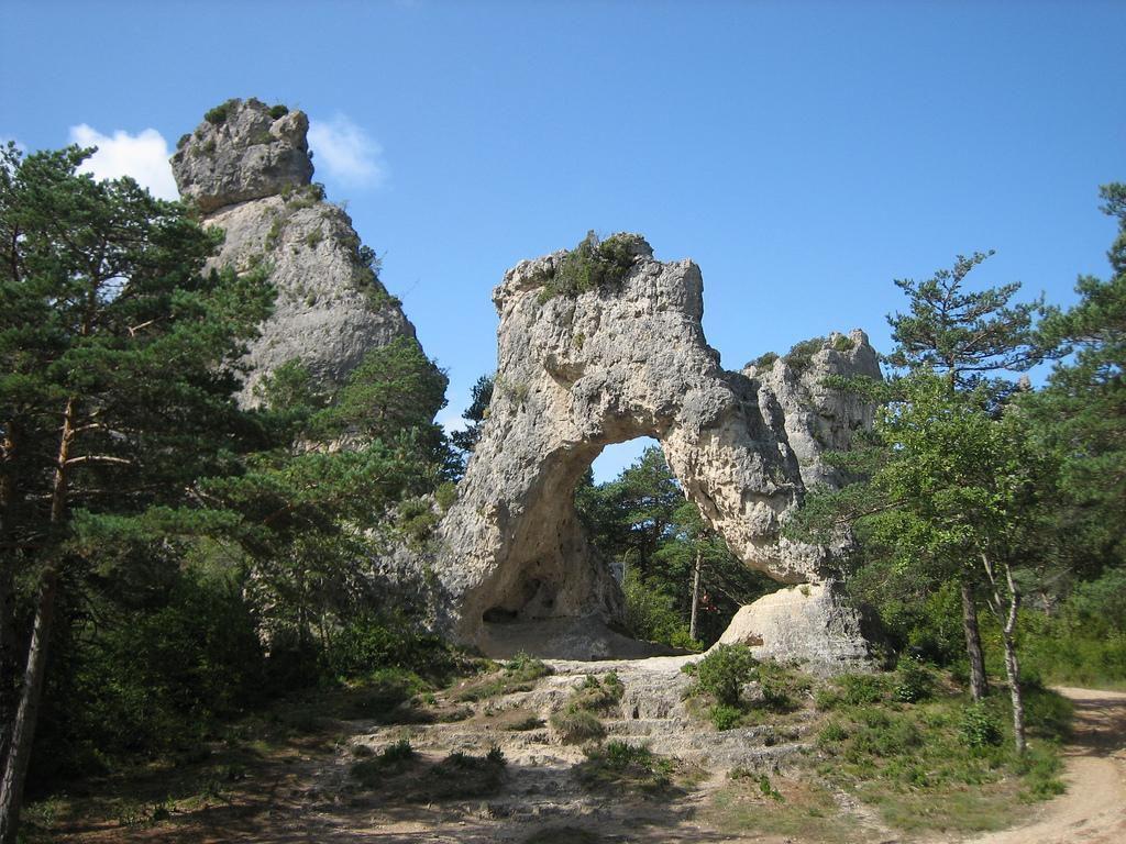 Chaos de Montpellier-le-Vieux_Peyreleau