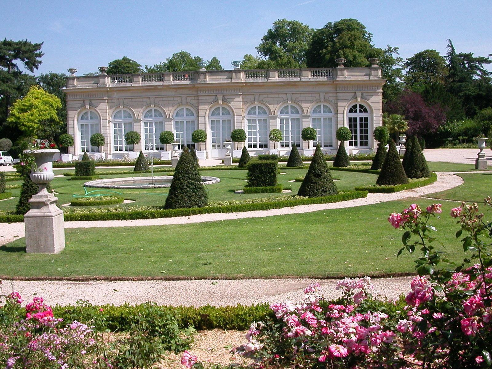 Parcs jardins botaniques arboretums paris 75 page 2 for Bagatelle jardin paris