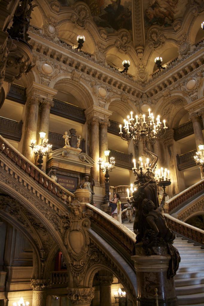 Opéra national de Paris - PalaisGarnier_Paris