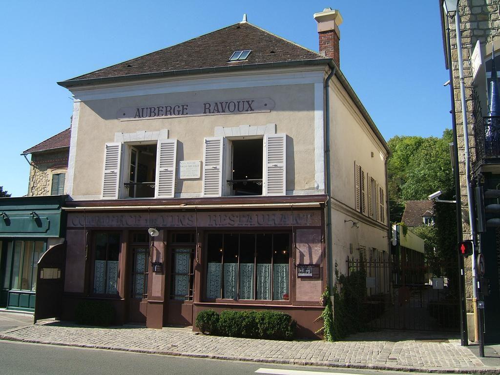 Les plus beaux sites d couvrir val d 39 oise 95 for Auberge ravoux maison van gogh