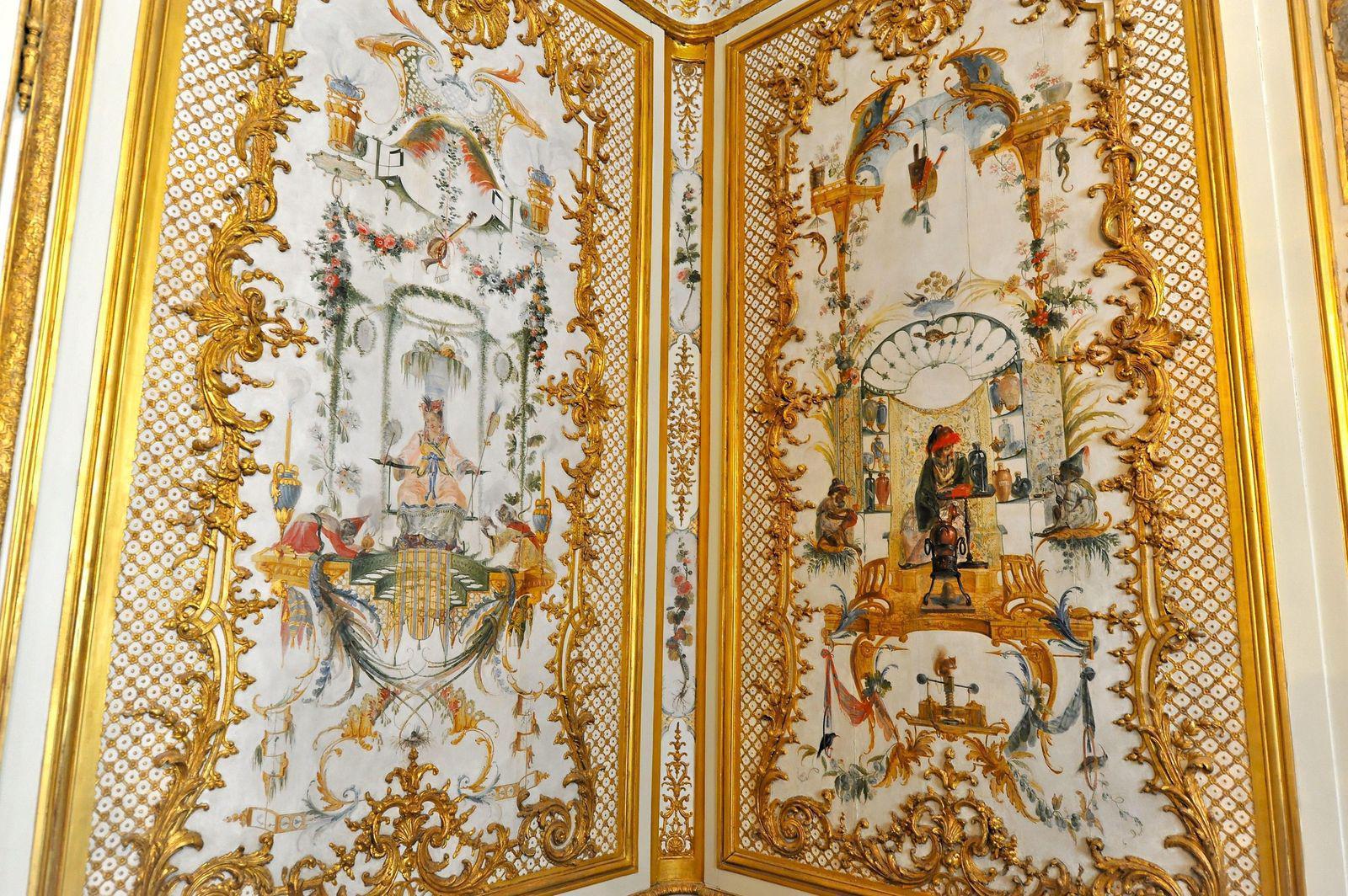 Chateau de Chantilly-Appartements des Princes_Chantilly