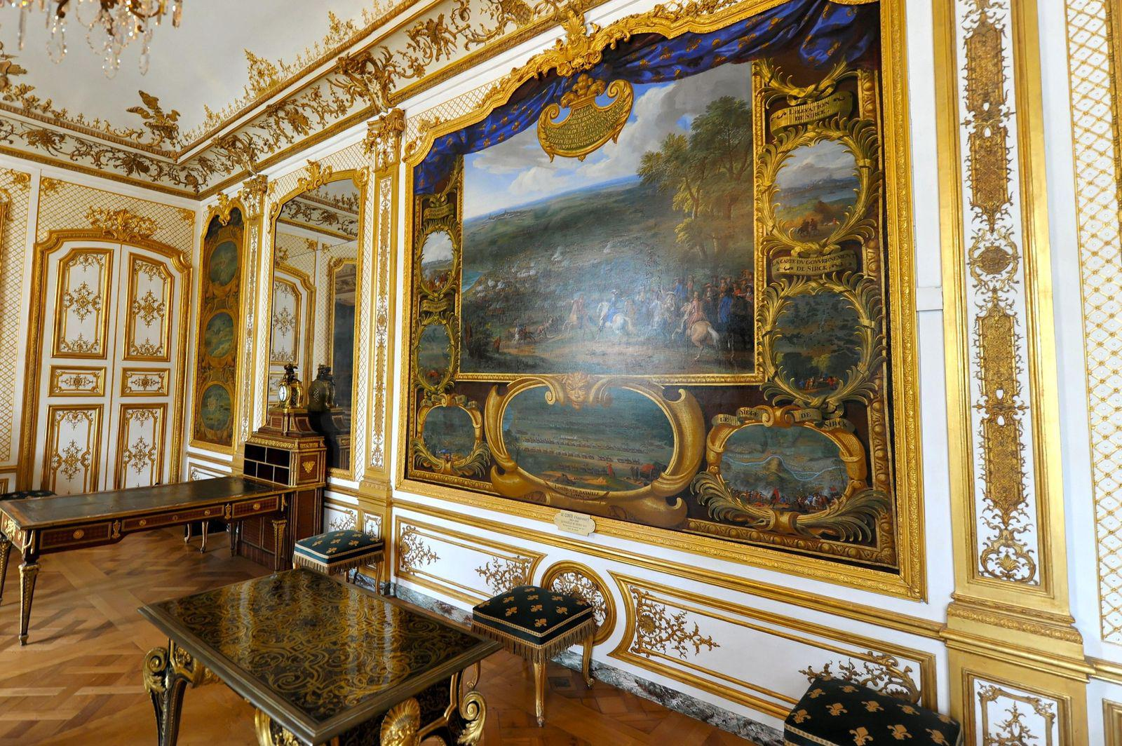 Appartements des Princes-Chateau_Chantilly
