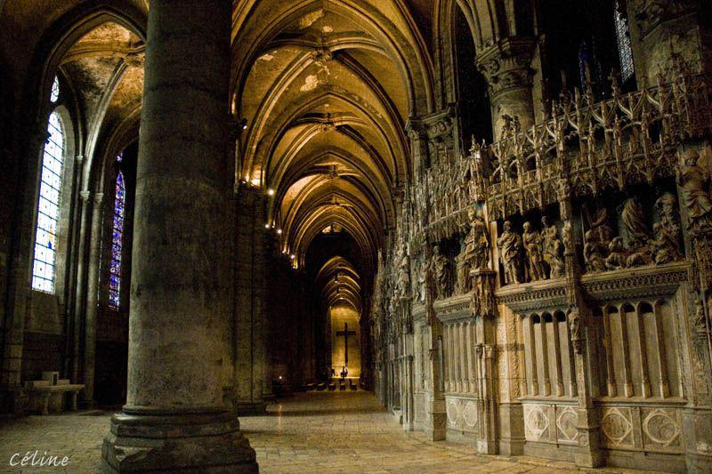 Cloture du choeur_Chartres