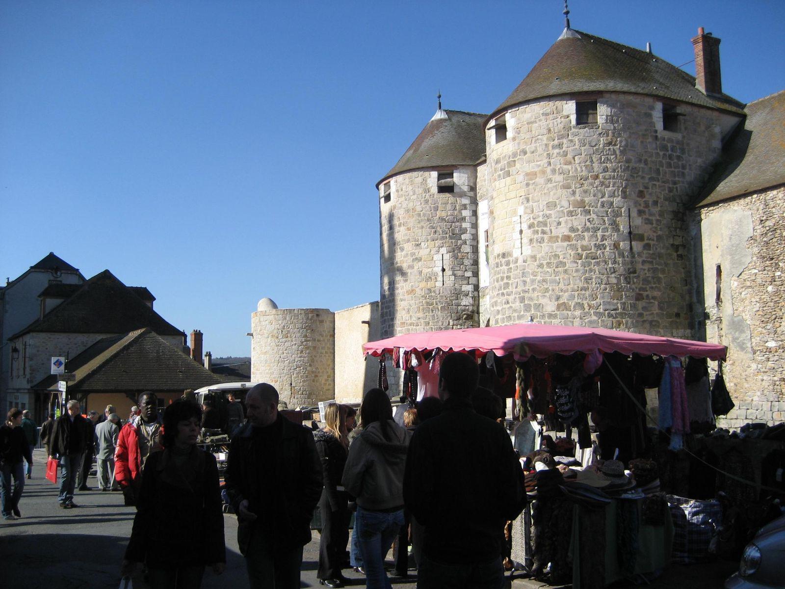 La halle du marché_Dourdan