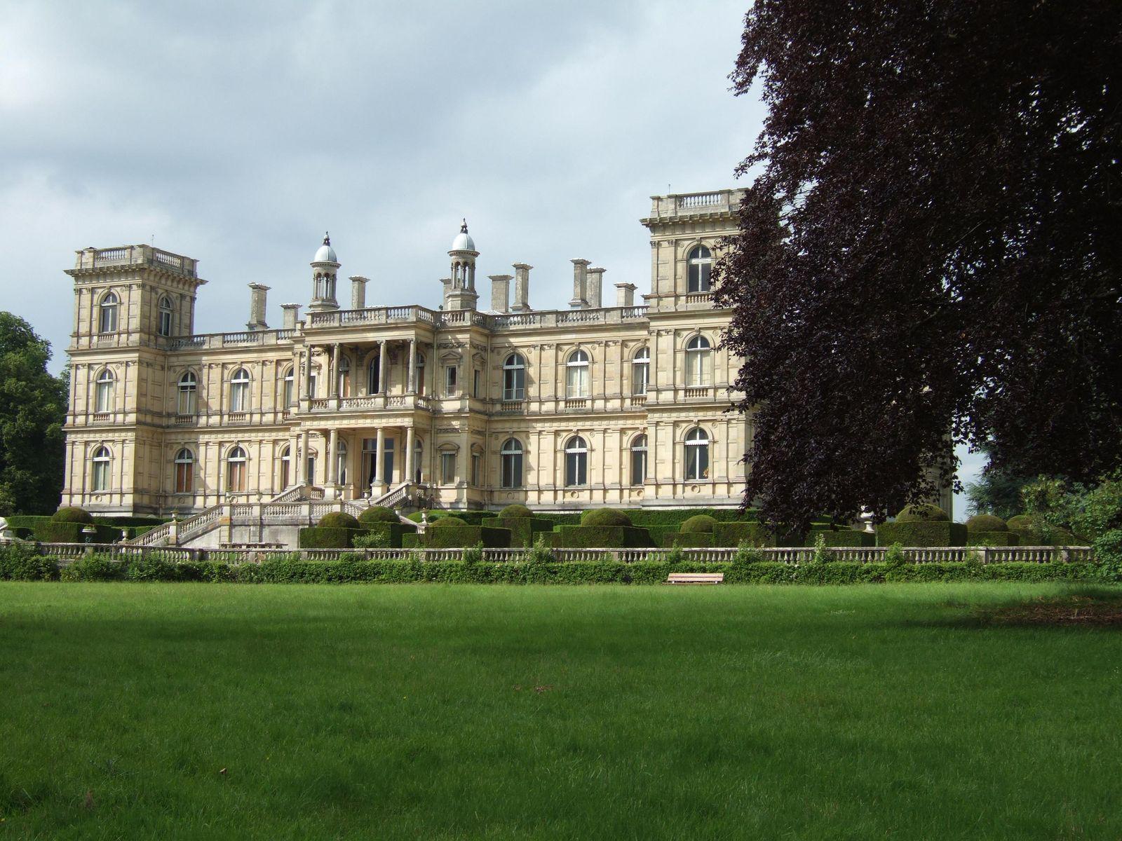 Parc du Château de Ferrières_Ferrières-en-Brie