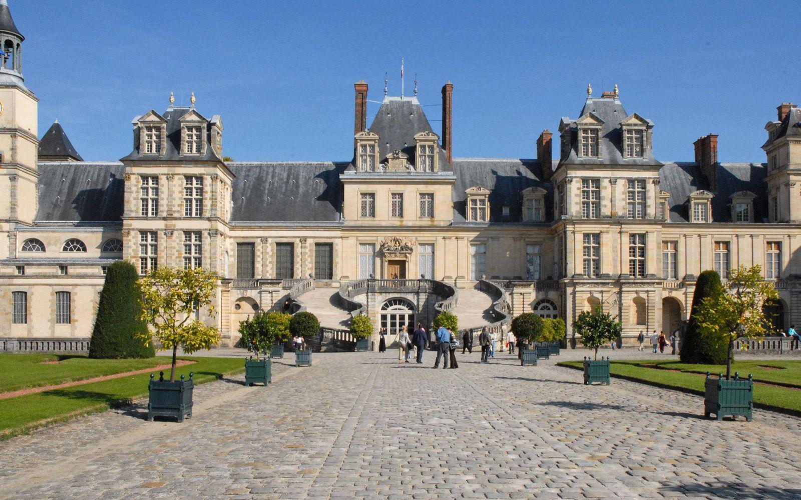 Le Palais de Fontainebleau