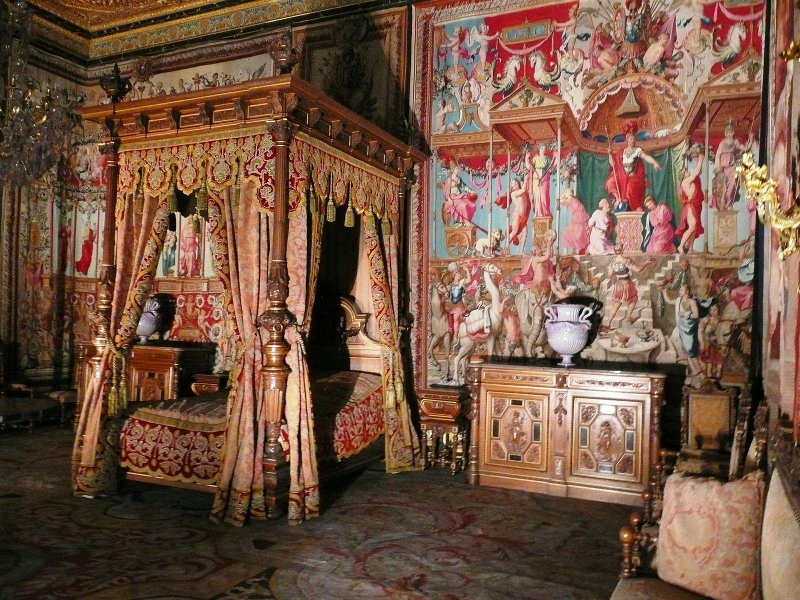 Grands Appartements-Palais de Fontainebleau (2)