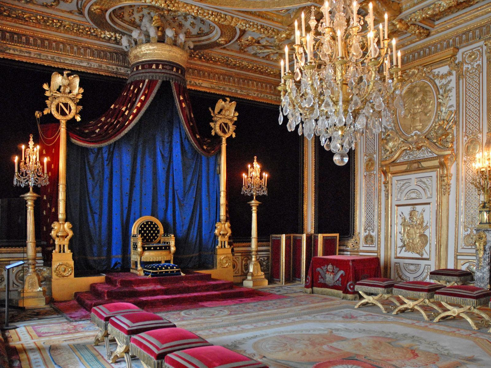 Grands Appartements-Palais de Fontainebleau (4)